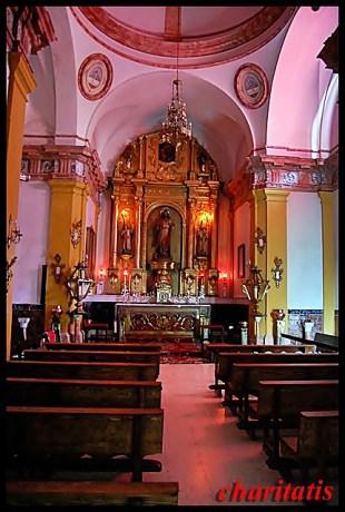 ermita O - retablo iglesia de la Asunción de Castro del Río