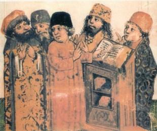 los judios y lucena