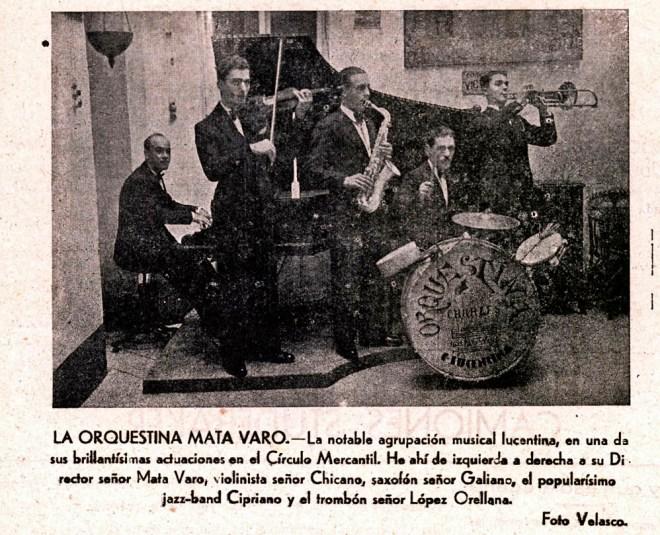 orquesta mata varo