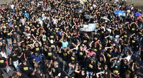 Resultado de imagem para Tribunal de Justiça de PE decreta ilegalidade da greve dos policiais civis