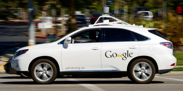 Carros autônomos da Google já se envolveram em 11 acidentes nos EUA