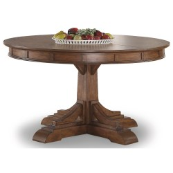 Small Crop Of Pedestal Dining Table