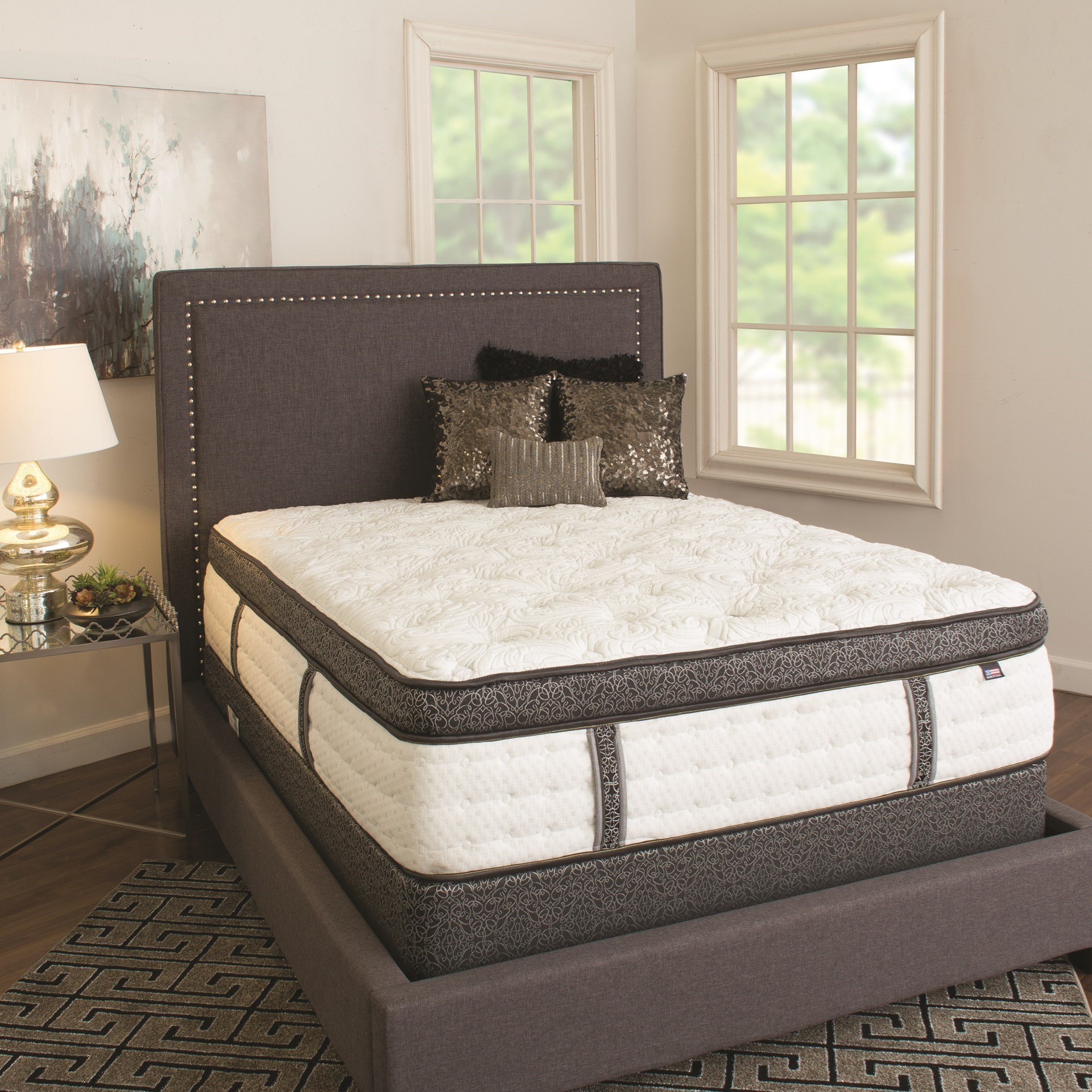 Smothery Rapedic Darvin Elite Luxury Collection Queen Elite Luxury Firm Mattress Rapedic Mattress Sets Orland Il Rapedic Darvin Furniture Orland Park Il 60462 Darvin Furniture Orland Park Black Friday houzz-03 Darvin Furniture Orland Park
