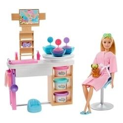 Barbie Boneca Wellness Spa De Luxo - Gjr84 - Mattel