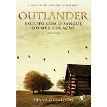 Livro - Outlander: escrito com o sangue do meu coração – Livro 8