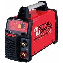 Metalworks TEC 160 - Soldadora electrodos MMA inverter