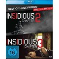 Insidious: Chapter 2 / Insidious: Chapter 3 - Best of Hollywood/2 Movie Collector's Pack [Blu-ray]