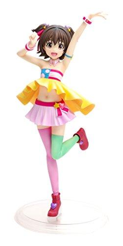 アイドルマスターシンデレラガールズ 凸レーション 赤城みりあ 1/8スケール PVC製 塗装済み 完成品 フィギュア