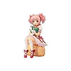 劇場版 魔法少女まどか☆マギカ 鹿目まどか 1/8スケール PVC製 塗装済完成品フィギュア