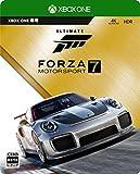 Forza Motorsport 7 アルティメットエディション 【特典】Steelbook特製ケース・アーリーアクセス・カーパス・VIPパック・The Fate of the Furious カーパック 同梱 &【Amazon.co.jp限定】「カスタム Driver Gear」4種セットご利用コード 配信 & 1/43 スケールモデル「2018 Porsche 911 GT2 RS」 付