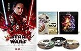 【早期購入特典あり】スター・ウォーズ/フォースの覚醒 MovieNEX(初回限定版) [ブルーレイ+DVD+デジタルコピー(クラウド対応)+MovieNEXワールド] [Blu-ray] (最後のジェダイ公開キャンペーン B2ポスター付)
