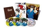 【Amazon.co.jp限定】逆転裁判~その「真実」、異議あり! ~ Blu-ray BOX Vol.1(メーカー特典:「描き下ろしアクリルマスコット」付)(完全生産限定版)