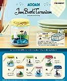 ムーミン Jam Bottle Terrarium BOX商品 1BOX=6個入り、全6種類