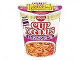 日清食品 カップヌードル トムヤムクン 75g x12 4902105222775