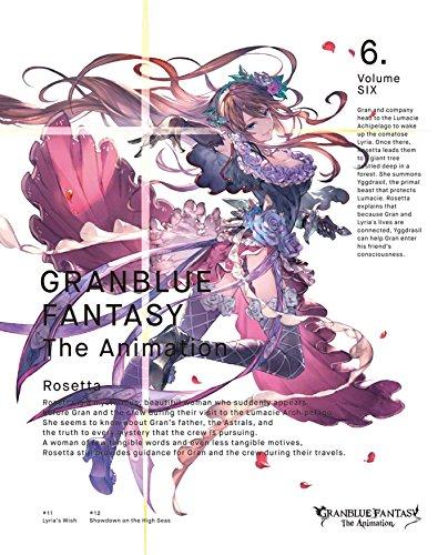 GRANBLUE FANTASY The Animation 6(完全生産限定版) [Blu-ray]