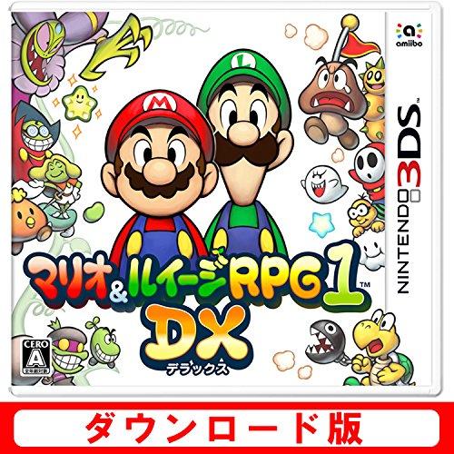 マリオ&ルイージRPG1 DX|オンラインコード版