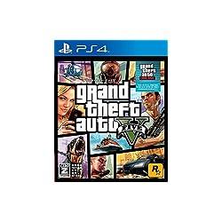 グランド・セフト・オートV 【CEROレーティング「Z」】 (「特典」タイガーシャークマネーカード(「GTAオンライン」マネー$20万)DLCのプロダクトコード 同梱) [PlayStation4] - PS4