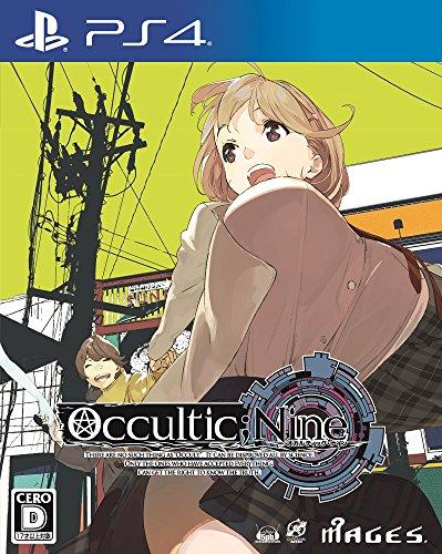 OCCULTIC;NINE【先着購入特典】オカルティック・ナインサウンドトラックダウンロードコード 同梱