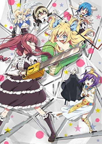 【Amazon.co.jp限定】邪神ちゃん ドロップキック 下巻(初回限定版)(オリジナル映像特典ディスク付) [Blu-ray]