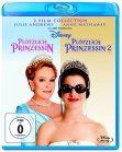 Plötzlich Prinzessin 1+2 - Collection [Blu-ray]