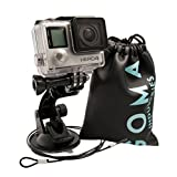 Enhance the value of your GoProwith this versatile accessory. Camera aficionados and pros alike love our mount for these reasons: It saves money on costly insurance claims. Some users have recorded footage of accidents or traffic disputes and used ...