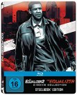 The Equalizer 1 + 2 Exklusiv bei Amazon.de Steelbook