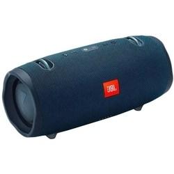 Caixa de Som Portátil JBL Xtreme 2 Jblxtreme2blu 40W Bluetooth Classificação IPX7 à prova d'água, 15 Horas de bateria, Radiador de Graves JBL - Azul