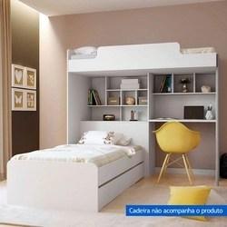 Treliche Office New – Santos Andirá - Branco