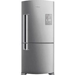 Geladeira / Refrigerador Brastemp Inverse Frost Free BRE80AK 573 Litros Evox