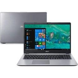 Notebook A515-52G-577T 8ª Intel Core I5 8GB (Geforce MX130 com 2GB) 1TB LED HD 15.6'' W10 Prata- Acer