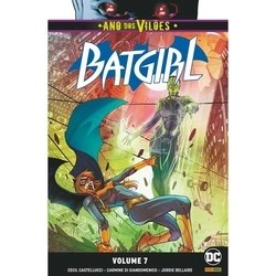 Batgirl vol. 07