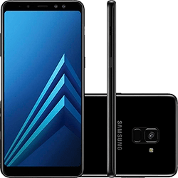 Smartphone Samsung Galaxy A8 Plus Dual Chip Android 7.1 Tela 6