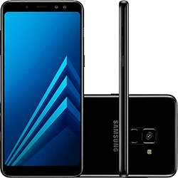 Smartphone Samsung Galaxy A8 Dual Chip Android 7.1 Tela 5.6