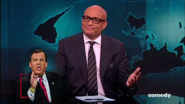 The Nightly Show with Larry Wilmore - Brandy
