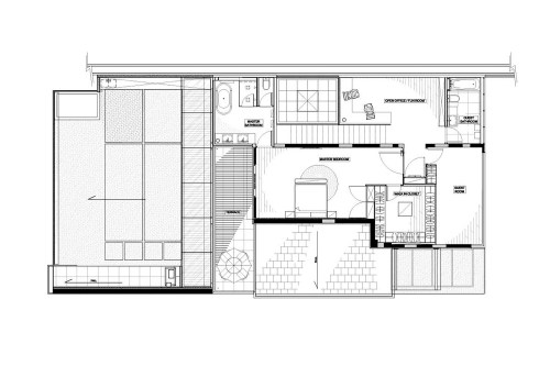 Medium Of Micro Apartment Layout
