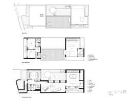 Splendent Courtyard Plans Gallery Courtyard House Aileen Sage Architects Courtyard House Plans Courtyard House Plans India