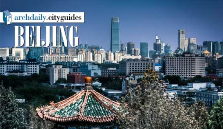 Architecture City Guide  Beijing   ArchDaily Courtesy of Flickr CC License   Sarmu  Used under  a href  https