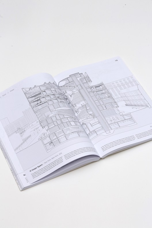 selects architectural books