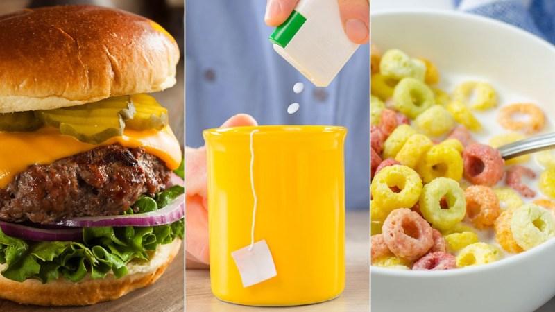 Large Of 3 Harmful Foods