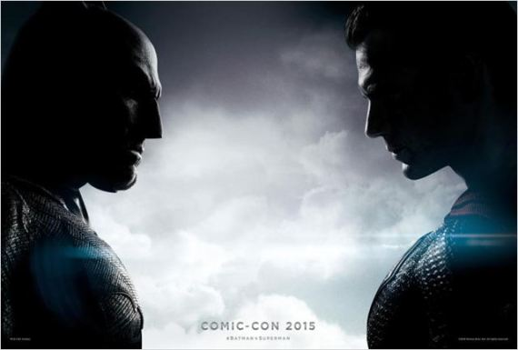 Batman v Superman : L'Aube de la Justice : Affiche