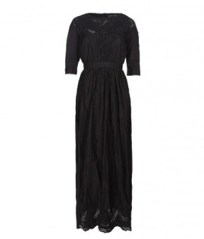 Holy Maxi Dress, Women, Dresses, AllSaints Spitalfields
