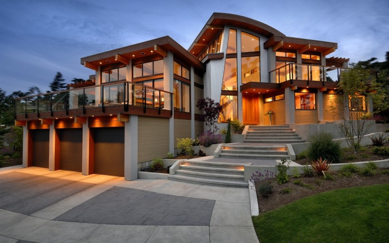 Large Of Rich People Houses