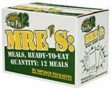 MREs - Meals, Ready to Eat