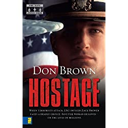 Hostage (The Navy Justice Series)