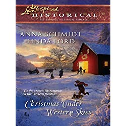 Christmas Under Western Skies: Two-Books-in-One