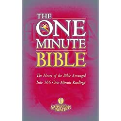 The One Minute Bible