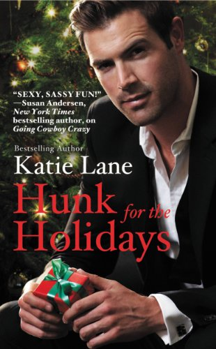 Book Hunk  for the Holidays