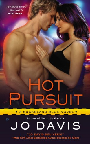 Book Hot Pursuit - Jo Davis