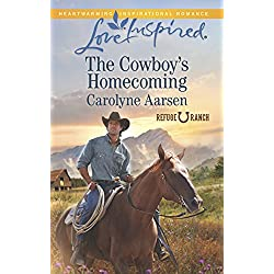 The Cowboy's Homecoming (Refuge Ranch)