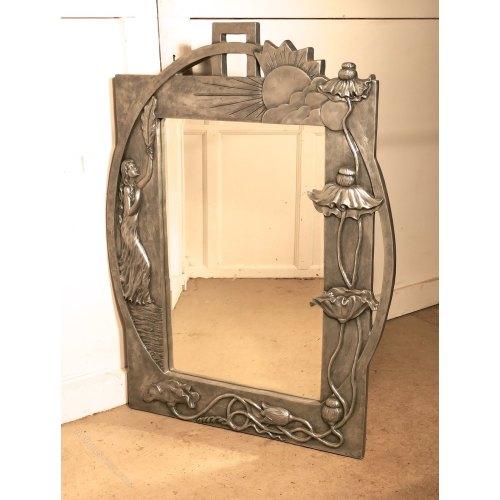 Medium Crop Of Art Deco Mirror